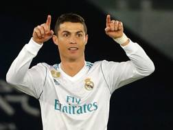 Cristiano Ronaldo, 33 anni, al Real dal 2009. Afp