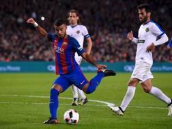 Rafael Alcantara, per tutti Rafinha, è l'obiettivo di mercato dell'Inter Afp