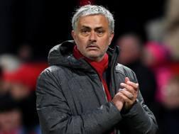 José Mourinho (54 anni), seconda stagione al Manchester United. GETTY IMAGES