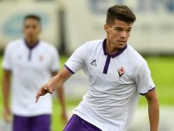 Ianis Hagi, 19 anni, ha esordito in Serie A il 23 ottobre 2016. Lapresse
