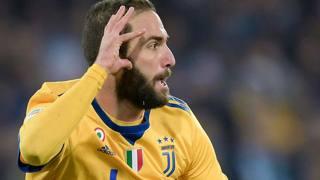 Gonzalo Higuain (30 anni), seconda stagione alla Juventus. GETTY