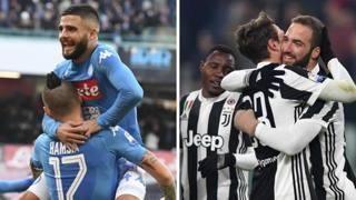 Napoli e Juve esultano: sarà così anche in questo weekend? Ansa/Getty