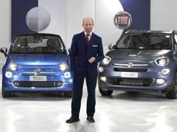 Luca Napolitano, responsabile del brand Fiat per la Regione EMEA