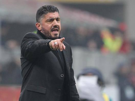 Gennaro Gattuso, 40 anni. Getty