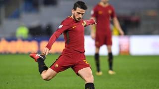 Alessandro Florenzi (26), contro l'Inter giocherà come esterno destro offensivo. ANSA