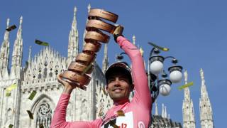Tom Dumoulin, 27 anni. Ap
