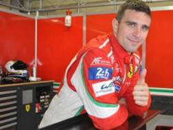 Alessandro Pierguidi premiato col volante d'oro