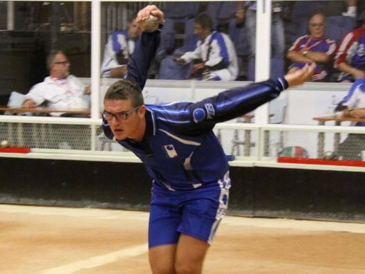Daniele Grosso, atleta della Brb