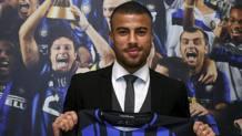 Rafinha, 24 anni, con la nuova maglia. Inter.it