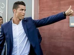 Cristiano Ronaldo (33), al Real Madrid dal 2009. EPA
