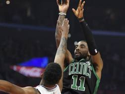 Tatum e Irving (Celtics) contrastano Griffin (Clippers). Ap
