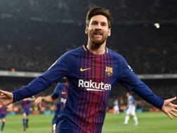 Lionel Messi, 30 anni Afp