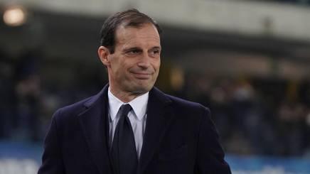 Massimiliano Allegri, 50 anni, è il tecnico della Juve LaPresse