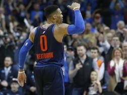 Russell Westbrook , 29 anni. Ap