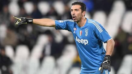 Gianluigi Buffon, 40 anni. LaPresse