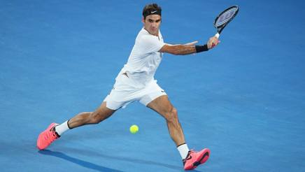 Roger Federer, 35 anni, 20 Slam vinti in carriera GETTY