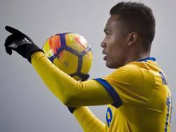 Alex Sandro Lobo Silva (27 anni), terza stagione alla Juventus. GETTY IMAGES