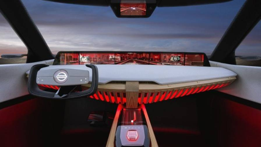 Pazzi per Nissan Xmotion Gioiello d'arte e tecnologia