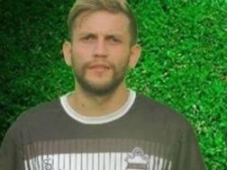 Cesar Pagani, 27 anni, centrocampista dell'Escuela Presidente Roca