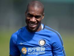 Geoffrey Kondogbia, 24 anni, ex centrocampista dell'Inter. Getty
