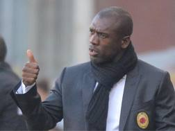 Clarence Seedorf, 41 anni. Ansa