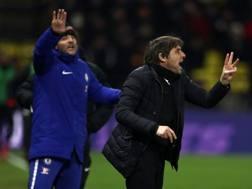 Antonio Conte, 48 anni, manager dei Blues. Getty Images