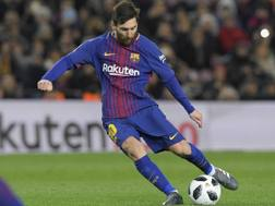 Lionel Messi, 30 anni. AFP