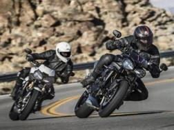 La Triumph Speed Triple 2018