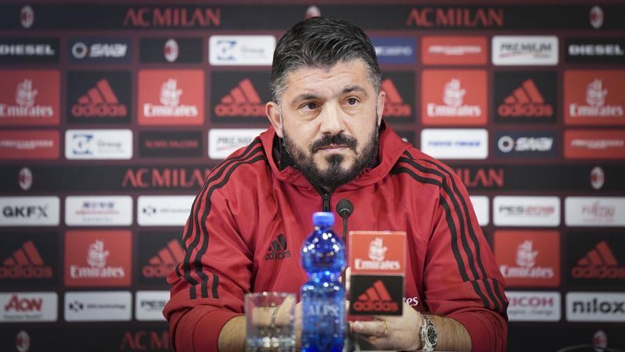"""Gattuso: """"Kalinic non gioca Bonucci? Ottimo leader"""""""