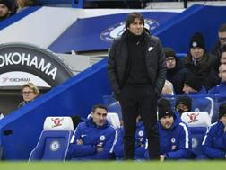 Antonio Conte, 48 anni, tecnico del Chelsea. Epa