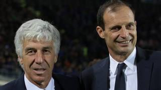 Gian Piero Gasperini (60) e Massimiliano Allegri (50). GETTY IMAGES