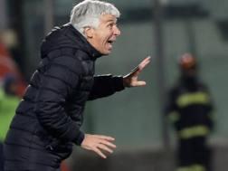 Gian Piero Gasperini (60), seconda stagione a Bergamo. GETTY IMAGES