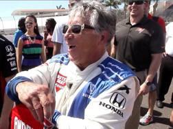 Mario Andretti, 77 anni. Ap