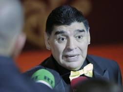 Diego Armando Maradona, 57 anni.