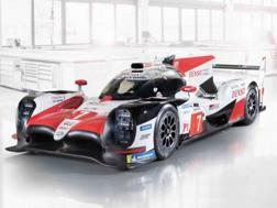La Toyota TS050 per il Mondiale Endurance