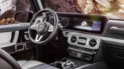 La nuova Mercedes Classe G