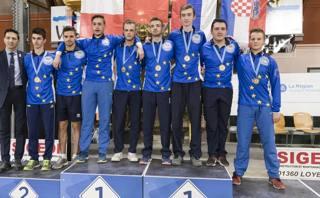 Europeo Giovanile Volo: 1 oro, 4 argenti e primo posto nella classifica per nazioni