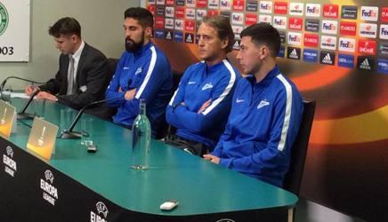 Roberto Mancini, 53 anni, tecnico dello Zenit San Pietroburgo