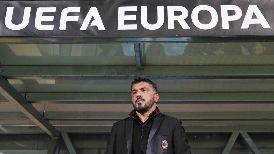 """Gattuso: """"Vivo un sogno E questa coppa è un onore"""""""