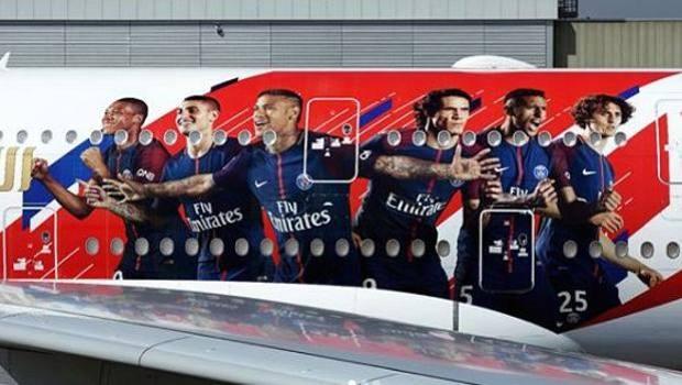 Aereo Privato Real Madrid : Champions real madrid psg sfida stellare ecco