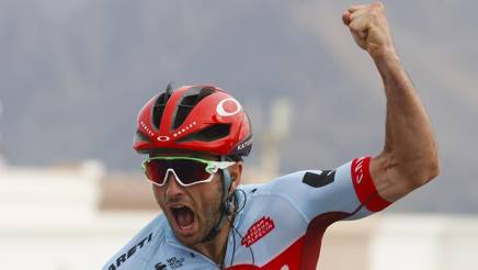 L'australiano Nathan Haas, 28 anni. Bettini