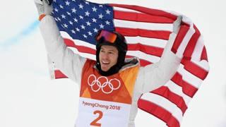 Il capolavoro di White al terzo oro olimpico dopo Torino e Vancouver