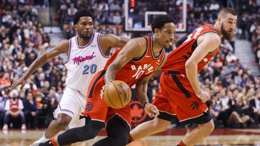 Nba, volano i Raptors. Gli Spurs cadono anche a Denver