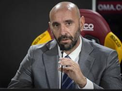 Monchi, 49 anni, direttore sportivo della Roma. LaPresse