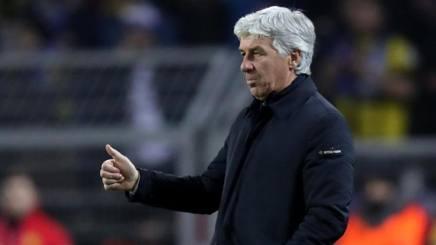 Gian Piero Gasperini, 60 anni. Epa