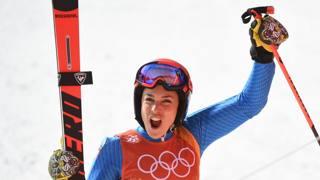 Olimpiade PyeongChang: bronzo di Brignone nel gigante donne
