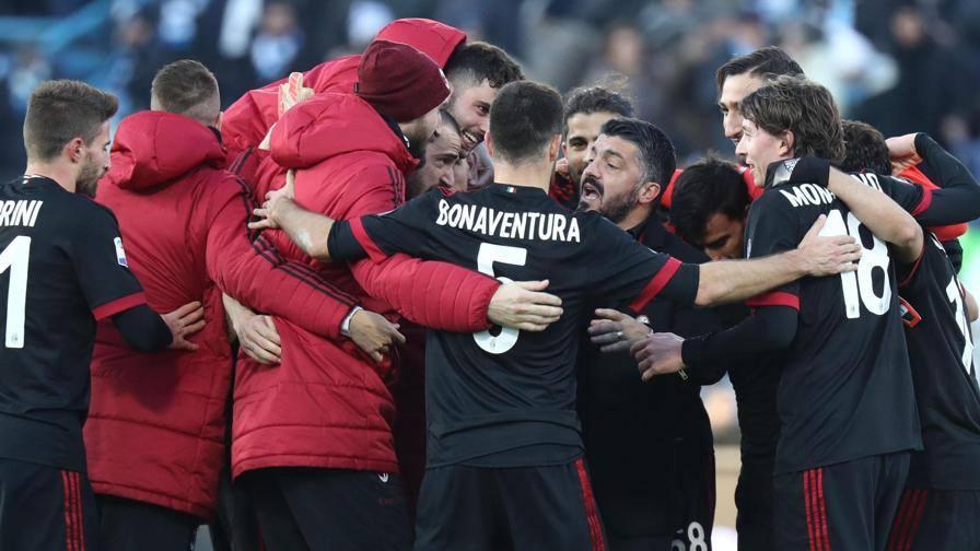 Fatica, testa e… tutti con lui Gattuso ha il Milan in pugno