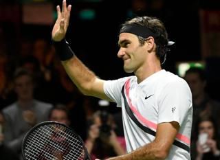 """Federer e gli altri """"nonni"""" irriducibili"""