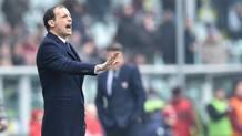 Massimiliano Allegri, 50 anni, allenatore della Juventus. Ansa