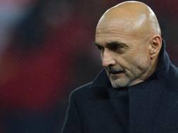 Luciano Spalletti (58), prima stagione all'Inter. GETTY IMAGES
